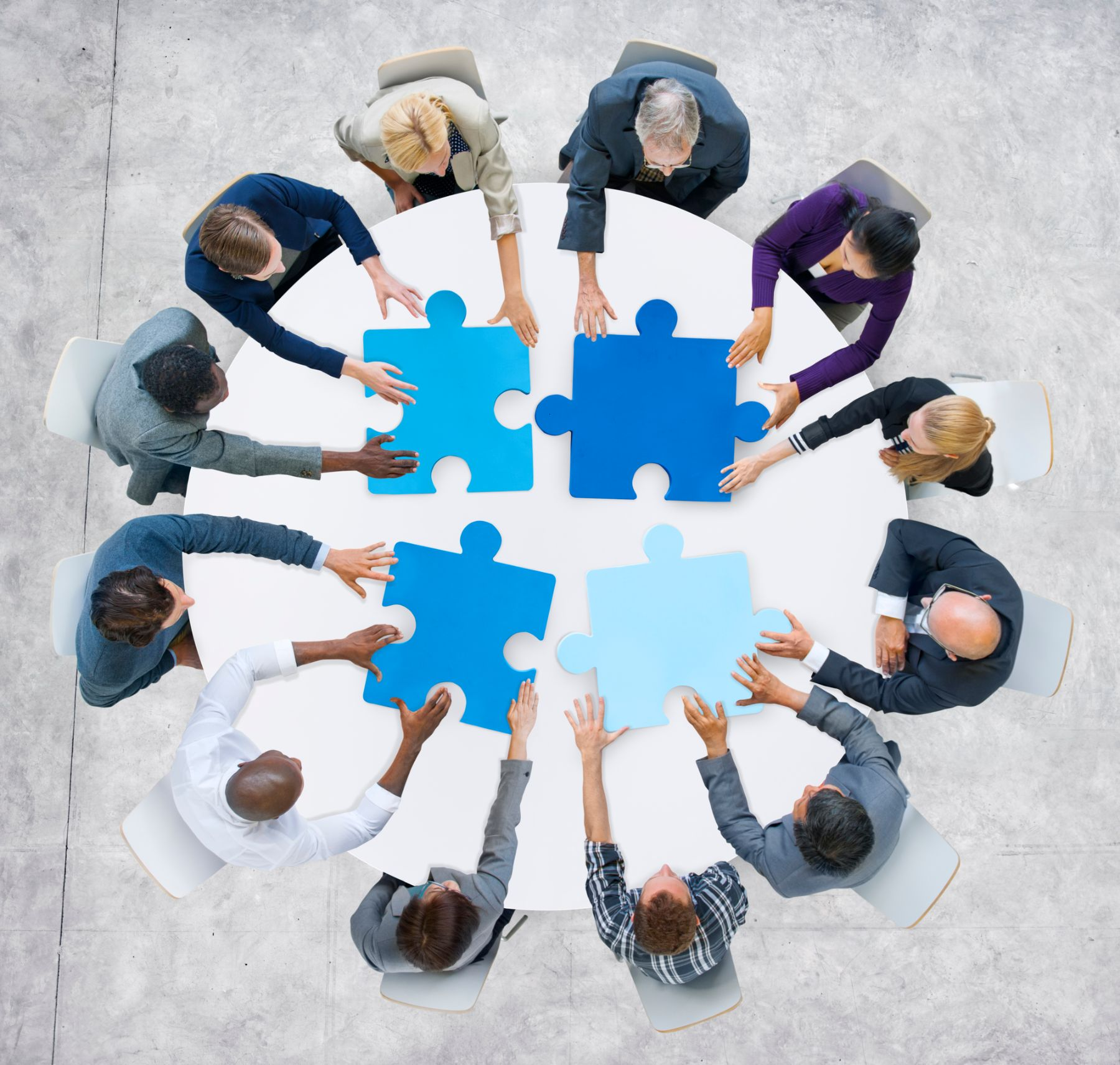 Business Jigsaw Puzzle