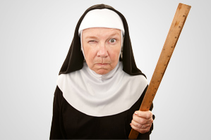 funny-nun-carrying-wooden-ruler-as-a-weapon-ss-46159378.ashx