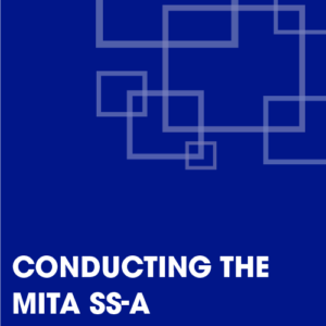Conducting the MITA SS-A